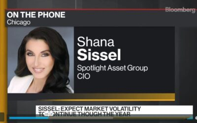 CIO Shana Sissel speaks with Bloomberg LP TV about stimulus, China and tech.