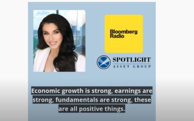 Shana Sissel on Bloomberg Radio