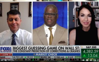 Shana Sissel on Fox Business with Charles Payne